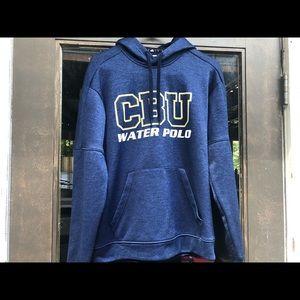 Adidas CBU Water Polo Hoodie Sweatshirt Size M
